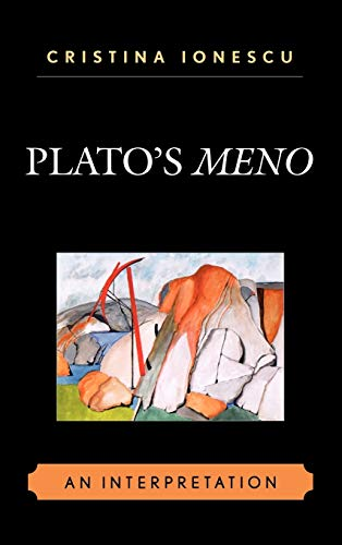 9780739120255: Plato's Meno: An Interpretation