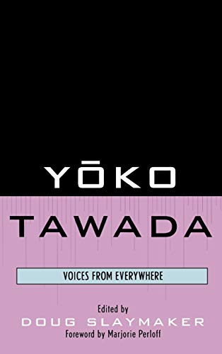 9780739122723: Yoko Tawada: Voices from Everywhere (AsiaWorld)