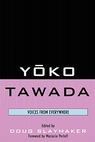 9780739122730: Ysko Tawada: Voices from Everywhere: Voices from Everywhere (Asiaworld)