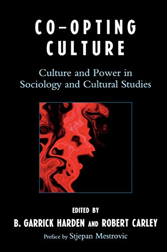 9780739125984: Co-opting Culture: Culture and Power in Sociology and Cultural Studies