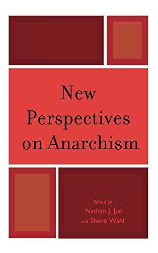 9780739132401: New Perspectives on Anarchism