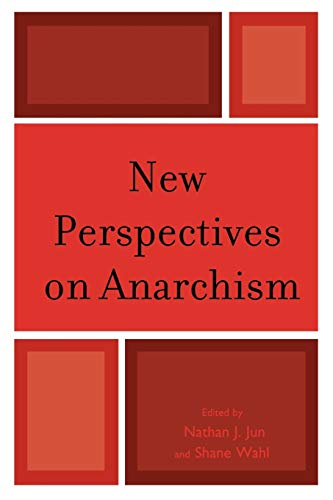 9780739132418: New Perspectives on Anarchism