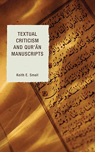 9780739142899: Textual Criticism and Qur'an Manuscripts