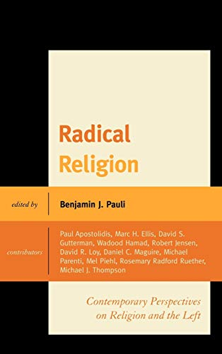 9780739143223: Radical Religion: Contemporary Perspectives on Religion and the Left (Logos: Perspectives on Modern Society and Culture)