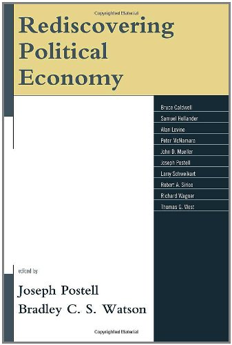 9780739166598: Rediscovering Political Economy