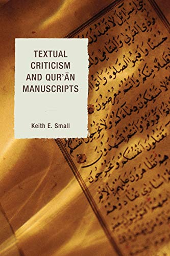 9780739177532: Textual Criticism and Qur'an Manuscripts