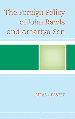 9780739181768: The Foreign Policy of John Rawls and Amartya Sen