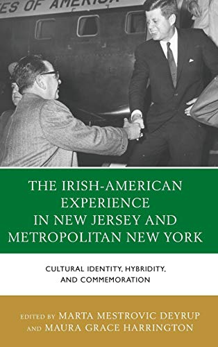 9780739187814: The Irish-American Experience in New Jersey and Metropolitan New York: Cultural Identity, Hybridity, and Commemoration