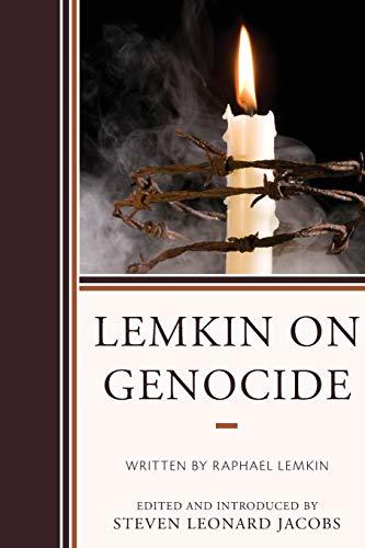 9780739192825: Lemkin on Genocide
