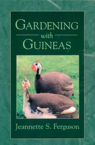 9780739202500: Gardening with Guineas: A Step-By-Step Guide to Raising Guinea Fowl on a Small Scale