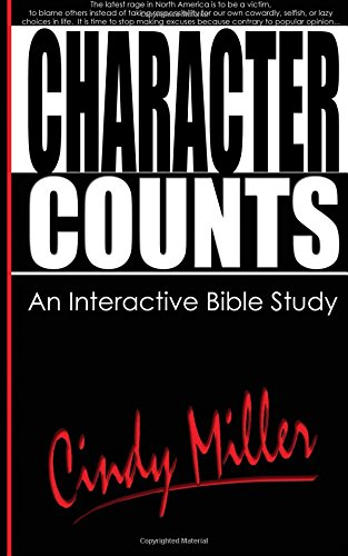 9780739203194: Character Counts: An Interactive Bible Study