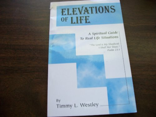 9780739205112: Elevations of Life