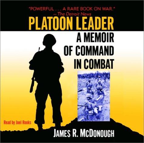 9780739304006: Platoon Leader