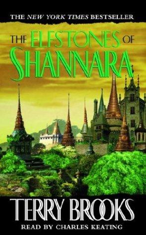 9780739304280: The Elfstones of Shannara vol 2 [ABRIDGED]