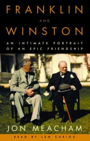 9780739306765: Franklin and Winston: An Intimate Portrait of an Epic Friendship