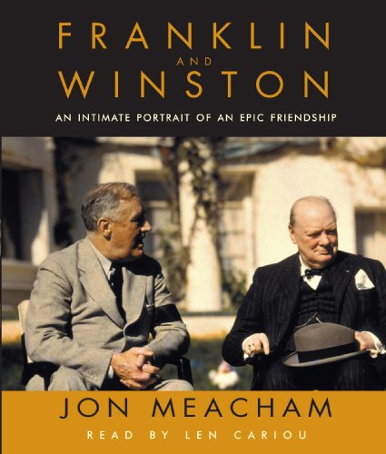 9780739306772: Franklin and Winston: An Intimate Portrait of an Epic Friendship