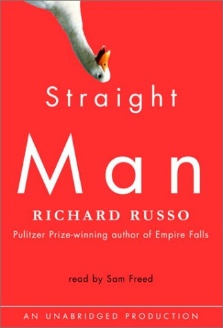 Straight Man (073930691X) by Richard Russo