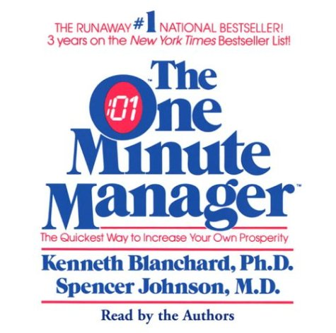 9780739307670: The One Minute Manager