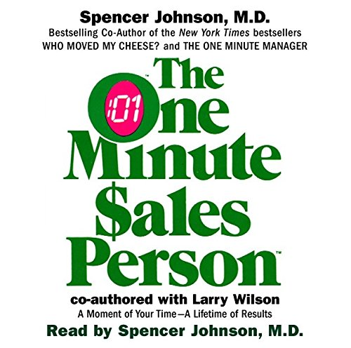 9780739307687: The One Minute Salesperson