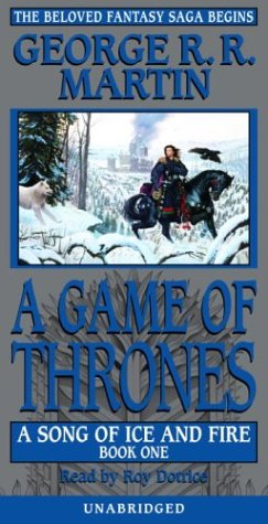 9780739308684: A Game of Thrones: 1 (A Song of Ice and Fire)
