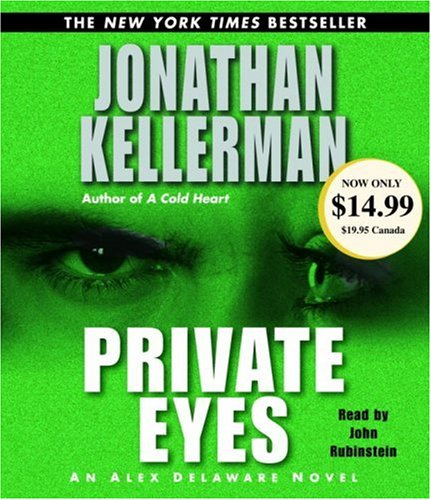 Private Eyes: Jonathan Kellerman