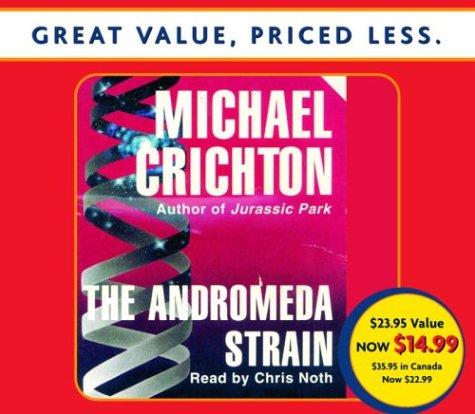 9780739312254: The Andromeda Strain