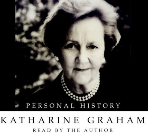 Personal History (0739312529) by Katharine Graham