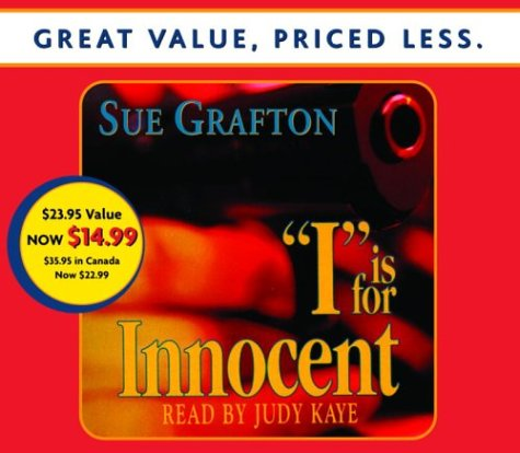 9780739314173: I Is For Innocent (Sue Grafton)