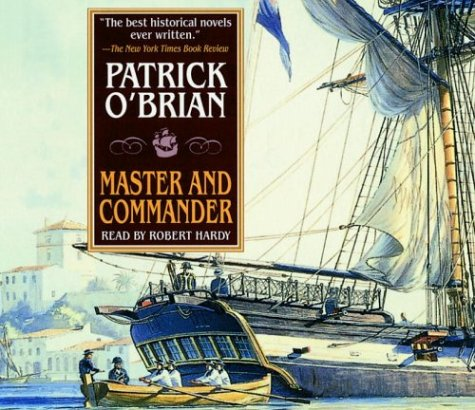 9780739315651: Master And Commander (& read by Robert Hardy)