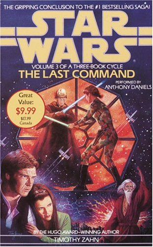 9780739316641: SW: Last Command (AU Star Wars)