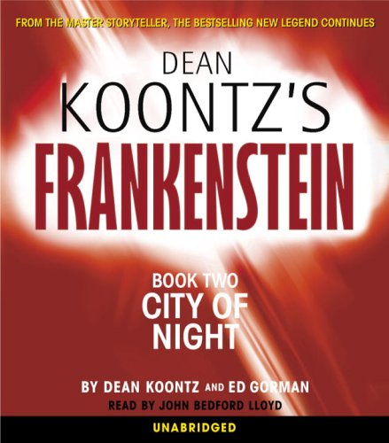 9780739317143: City of Night (Dean Koontz's Frankenstein, Book 2)