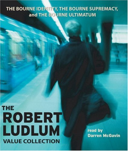 9780739317372: The Robert Ludlum Value Collection: The Bourne Identity/ the Bourne Supremacy/ the Bourne Ultimatum