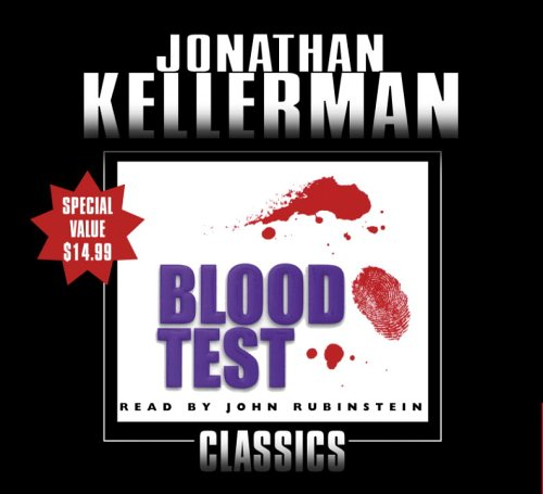 9780739321249: Blood Test (Alex Delaware, No. 2)