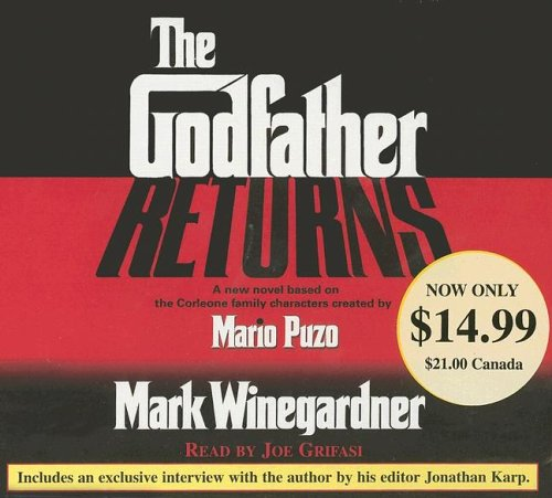 9780739321461: The Godfather Returns: The Saga of the Family Corleone