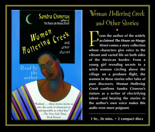 9780739323533: Woman Hollering Creek and Other Stories