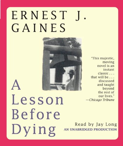 9780739323670: A Lesson Before Dying