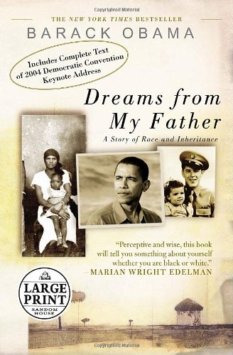 9780739325766: Dreams from My Father (Random House Large Print)