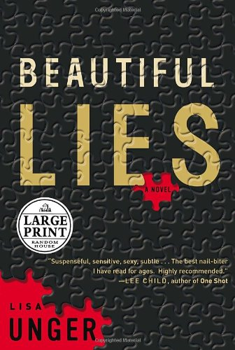9780739325803: Beautiful Lies (Random House Large Print)