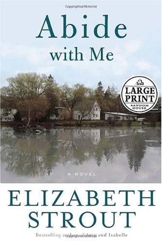 9780739325919: Abide with Me: A Novel (Random House Large Print)