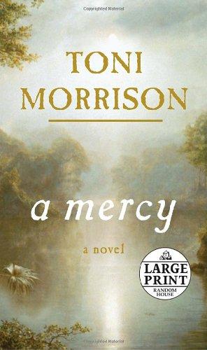 9780739326305: A Mercy (Random House Large Print)