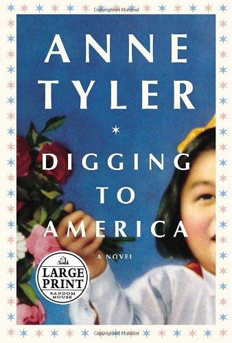 9780739326428: Digging to America (Random House Large Print)