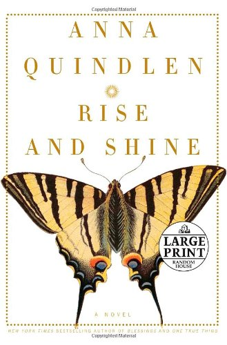 9780739326442: Large Print: Rise and Shi (Random House Large Print)