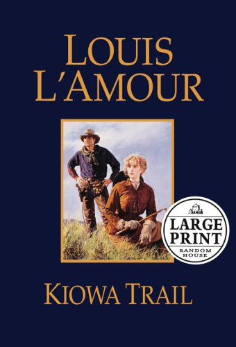 9780739326541: Kiowa Trail (Random House Large Print)