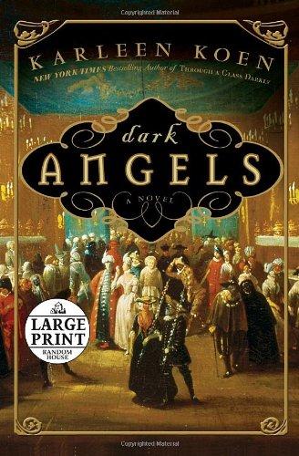9780739326718: Dark Angels: A Novel (Random House Large Print)