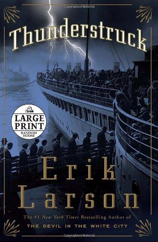9780739326763: Thunderstruck (Random House Large Print)