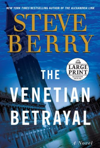9780739326985: The Venetian Betrayal: A Novel (Cotton Malone)