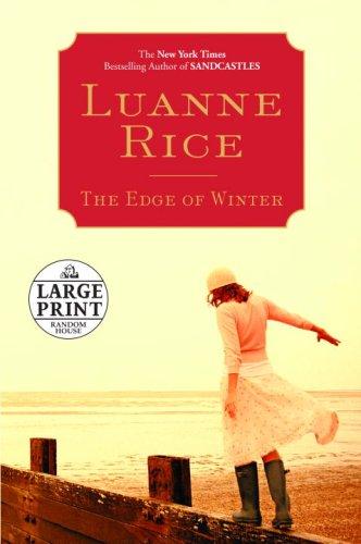 9780739327074: The Edge of Winter (Random House Large Print)