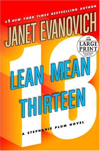 9780739327333: Lean Mean Thirteen (Random House Large Print)