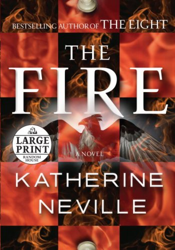 9780739327494: The Fire: A Novel (Random House Large Print)