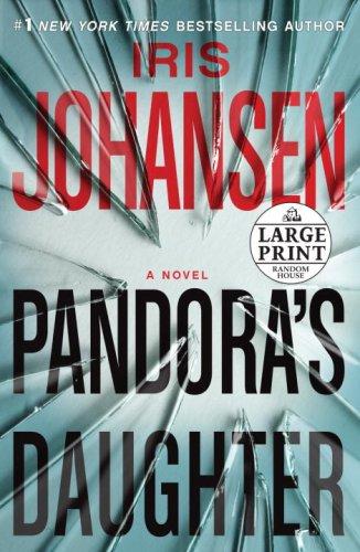 Pandora's Daughter (Random House Large Print): Johansen, Iris